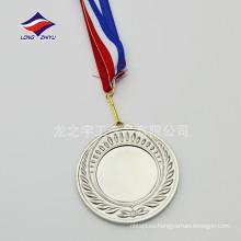 Medalla de juegos en blanco personalizado Medalla de juegos de invierno