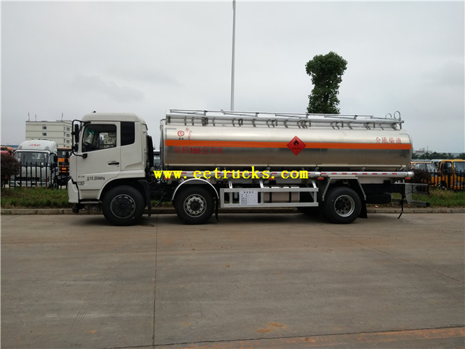 20000 Litres Fuel Transport Tanker Trucks