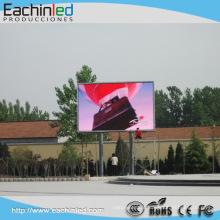 Eachinled p8 / p10 / p16 preço de tela led ao ar livre