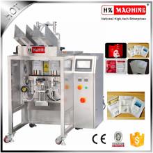 Trade Assurance Vertikale kosmetische Gesichtsmaske Füllung und Sealingl Maschine