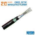 288-ядерный оптоволоконный кабель GYTA53