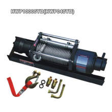 2 Speed Hydraulic Industrial  Winch 10000lbs