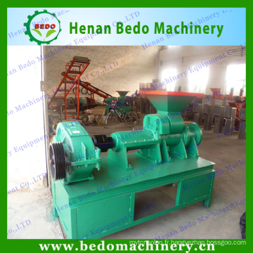 2015 plus professionnel machine à briquettes de charbon de bois / machine de bâton de chacoal de tige de tournesol 008613253417552