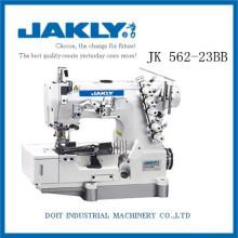 JK562-23BB DOIT Con estructura simple y fina Máquina de coser de ESTIRAMIENTO DE ROLLED-EDGE de alta velocidad