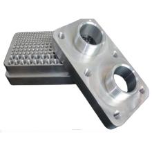 Prototipagem rápida de peças de liga de alumínio