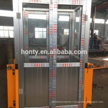 Hot sale 3ton 6.5m Electric hydraulic goods lift