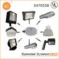 Reemplazo de la lámpara del estacionamiento 175W E27 E40 50W LED Retrofit Kits