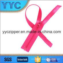 Yyc Fashion Colorful Nickel Free O/E Nylon Zipper Manufacture