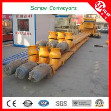168mm - 323mm Kleiner Schneckenförderer, Schneckenförderer für Silo Zement