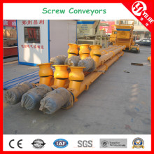 168mm--323mm Small Screw Conveyor, Screw Conveyor for Silo Cement