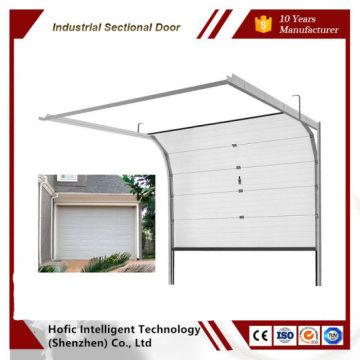 Porte de garage de mise à niveau industrielle