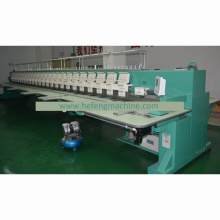 924 1000rpm 24 heads high speed embroidery machine
