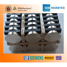 ISO / TS 16949 Certificated Machen Stark Permanent Magnet