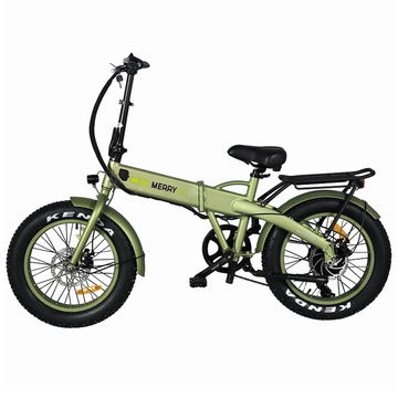2020 China Ebikes on Most Affordable Folding Electric Bike Fat Tire Bicycle Wholesale
