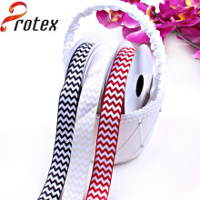 Fashion Printed Grosgrain Christmas Ribbon