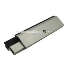 Аль 6005-Т5 тонкая пленка панели солнечных батарей зажим для крепления структура