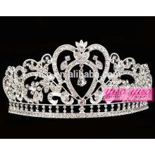 Schönheit Frauen Großhandel Weihnachtskleid benutzerdefinierte Prinzessin Tiara