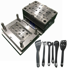manufacture design custom precision molding kitchen resin cutlery mould knife fork spoon silicon mold
