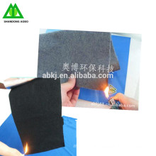 Wholesale activated carbon felt high quality activated fire resistant felt