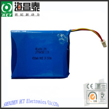 Rechargeable Customized OEM Lithium Polymer Battery Pack with PCM
