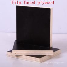 Contreplaqué de film noir pour le coffrage en béton