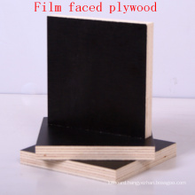 Black Film Faced Plywood for Concrete Shuttering
