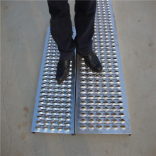 Durable Using Metal Galvanized Non Skid Sheet