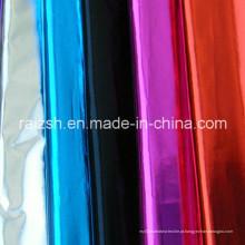 Tecido de tecido decorativo de pano de fibra para venda por atacado