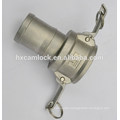 Stainless steel quick release coupling, camlock coupling manufacture