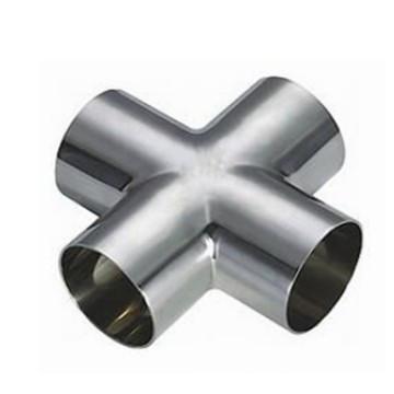 ASTM A234 Wp1 Wp2, Wp5 Flange Fitting Cross