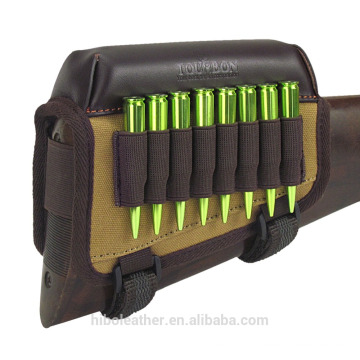 Tourbon охотничье ружье аксессуары пушки винтовки приклад Чик отдых коврик холст держатель патронов для стрельбы