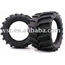 Racing Car rubber tyre