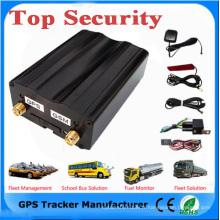Dispositif de suivi de GPS SMS en temps réel de GSM chaud avec la longue vie de batterie Tk103b (TK103-KW)