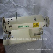 Zoje 8500 machine à coudre industrail usée