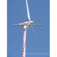 Aimant permanent éoliennes d'entraînement direct