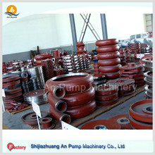 Corrosion and Abrasion Resisting Cr Chrome Alloy Slurry Pump Spare Parts