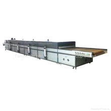 Forno infravermelho de secagem do túnel do secador da folha da indústria do transporte de TM-IR1000 IR