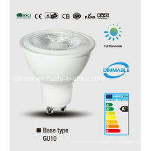 Bombilla LED regulable GU10-Sbl