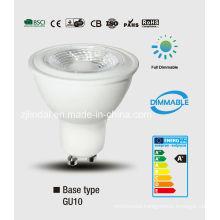 Dimmable LED Bulb GU10-Sbl