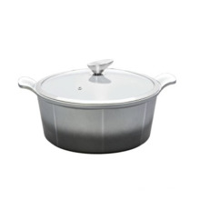 Heißer Verkauf Aluminium Keramik Kochtopf