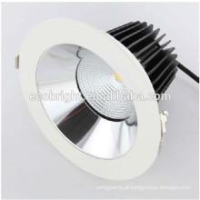 Alta qualidade redonda forma 3W COB LED downlights