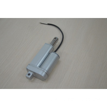 High speed linear actuator for lawn mower