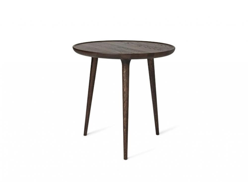 Accent Side Table modern wood table