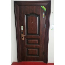 Top Selling Best Wooden Security Door For Residential