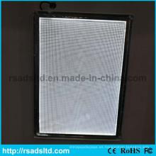 Mejor precio Panel de guía de luz de LED para la caja ligera