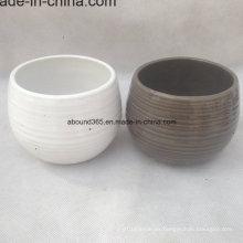 Florero de cerámica para el regalo de la promoción