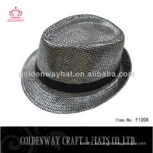 Sombreros Fedora sombreros de fiesta de papel