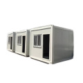 Containerhaus Isolierungsgebäude