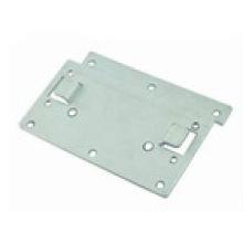Powder Coated CNC Stamping Metal Sheet Fabrication Part