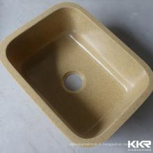 éviers en pierre de bali de surface solide, éviers de cuisine en pierre de bali